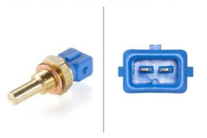 Sensor Kühlmitteltemperatur für Kühlung HELLA 6PT 009 107-361