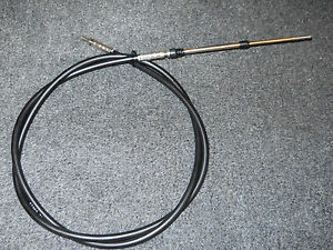 Motorguide 63 steering cable for trolling motor m9377 for Outboard motor steering cable replacement