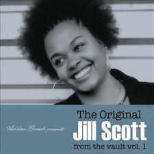Jill Scott, Hidden Beach Presents: The Original Jill Scott From The Vault, Vol.