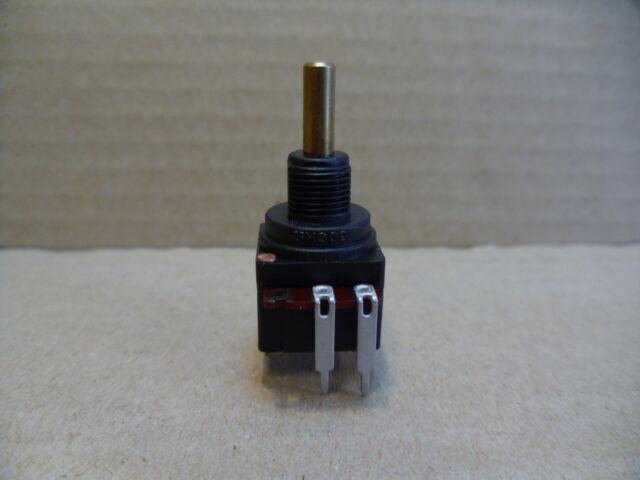 Potentiometer 500Kohm mit umschalter