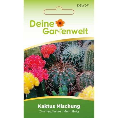 Kaktus-MischungSamen für KakteenZimmerpflanzen Saatgut