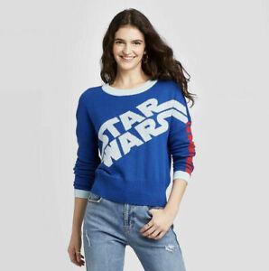 Star Wars Womens Cowl Neck Sweater