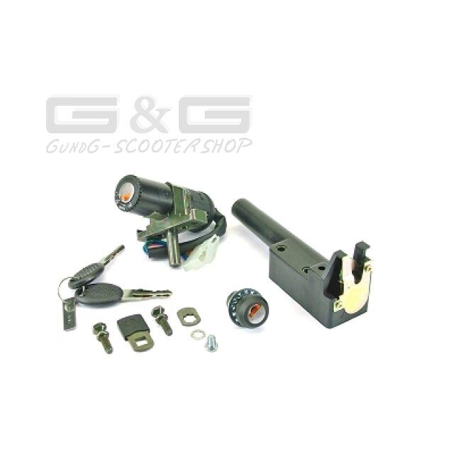 Set per blocchetto di accensione per motore Aprilia SR50 SR 50 LC SR Netscaper Rally