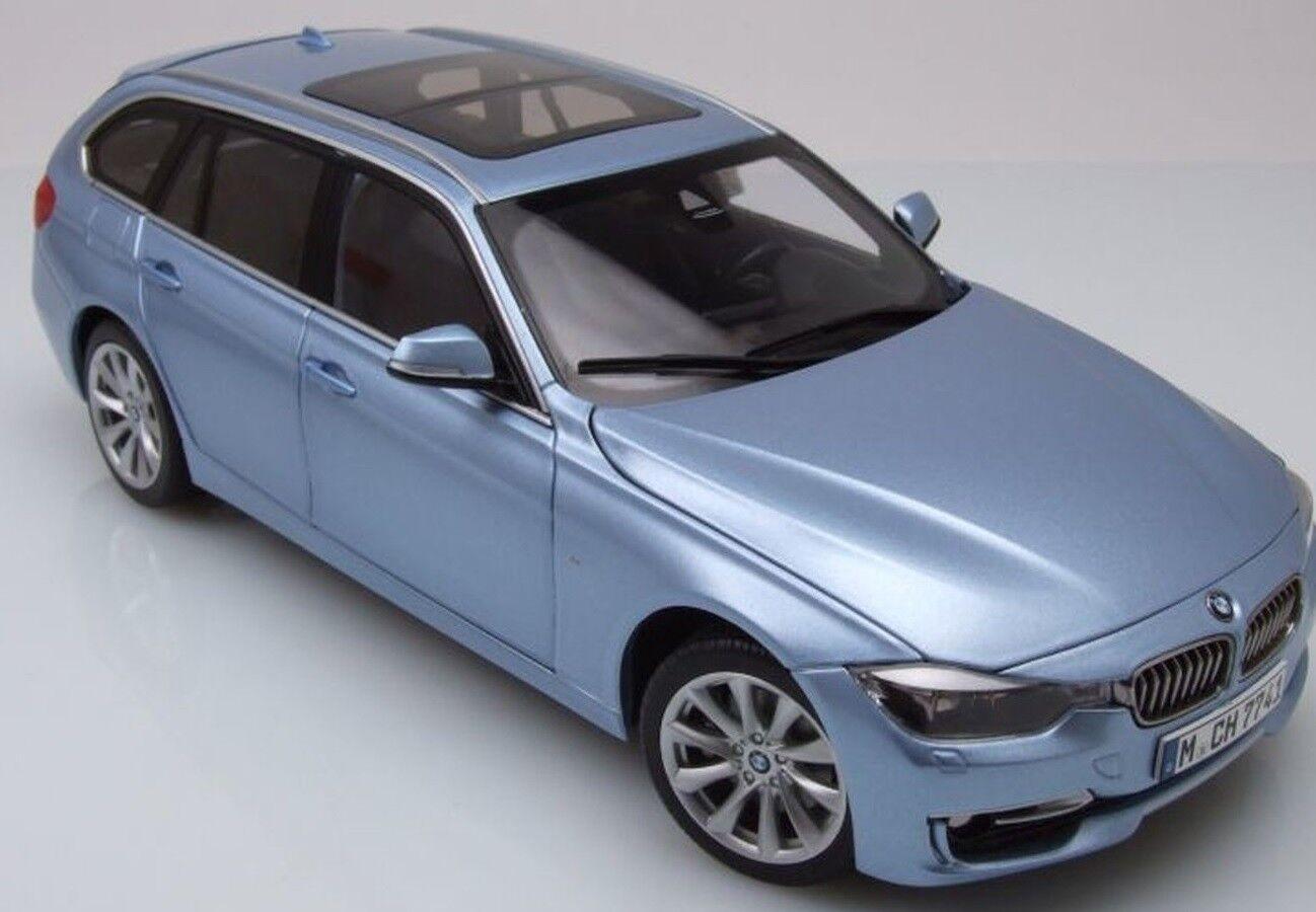 PAR97043 - Voiture Break - BMW Série 3 de color color color blue Clair - 1 18 fd4d10