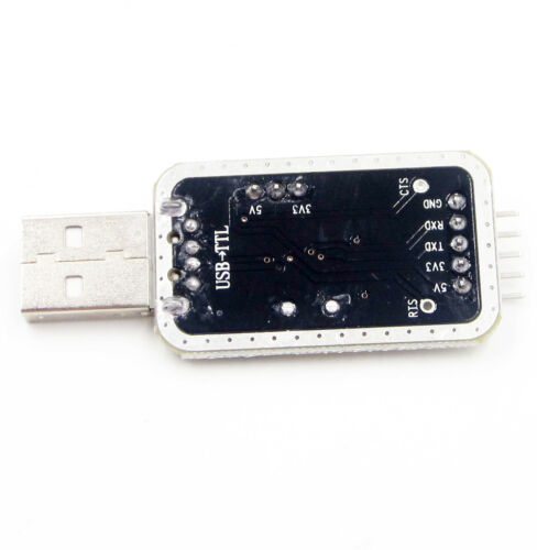 Auto Converter Adapter CH340G STC Module Upgrade to USB TTL RS232 HOT A2TF