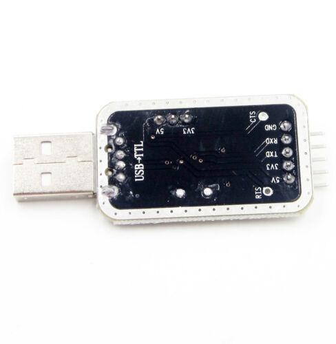 1PCS Upgrade USB TTL RS232 CH340G Auto Konverter Adapter Modul AIP