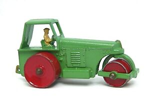 Matchbox-Lesney-No-1b-Aveling-Barford-Diesel-apisonadora-Unlisted-variante