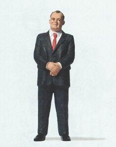 Willy-Brandt-Preiser-57153-Figur-Massstab-1-24-Zubehoer-OVP