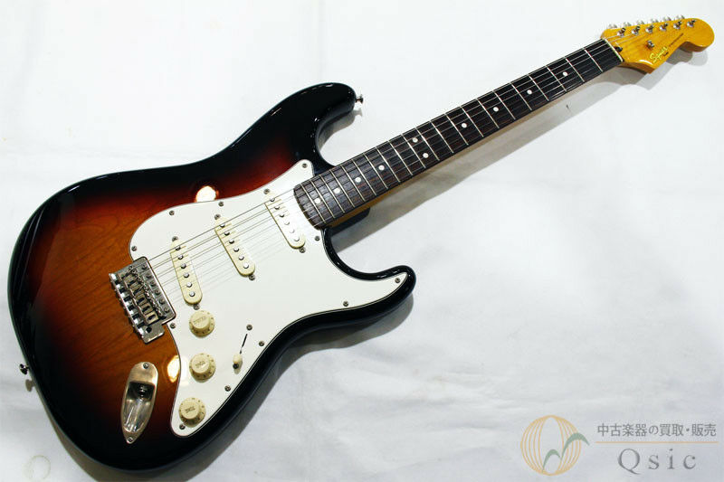 Squier Classic Vibe Stratocaster '60s 3TS  beutiful JAPAN rare useful EMS F S