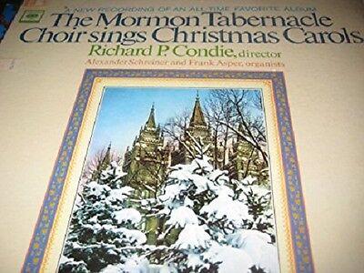 Mormon Tabernacle Choir ~ Sings Christmas Carols LP Vinyl | eBay