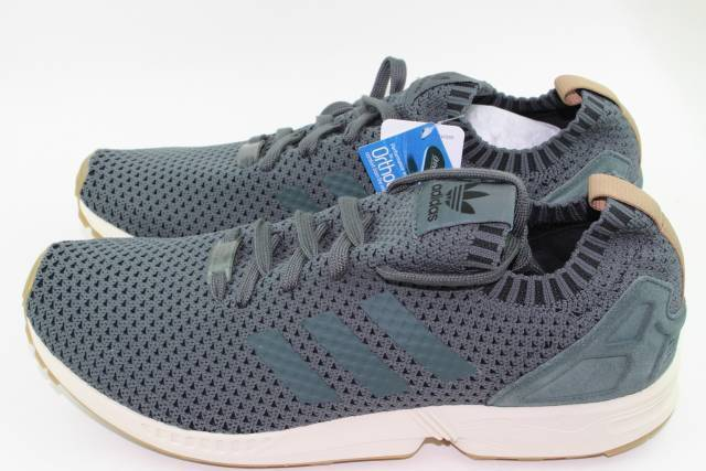 best service 57f54 d7bc9 ... Originals ZX 750 Camo Trainers Army Green Black Obsidian Red Mens  Adidas ZX 750 brown silver ADIDAS ZX FLUX PRIMEKNIT ...