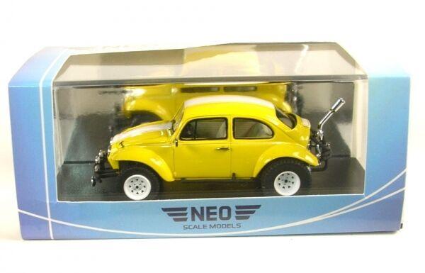 VW Baja Bug (Yellow/White) 1969