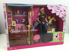 Barbie Dream Stable 2006 with Barbie Doll - NEW and RARE