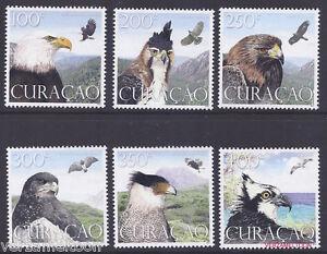CURACAO-2014-NVPH-204-209-ADELAARS-serie-postfris