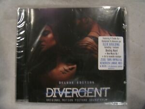 DIVERGENT-DELUXE-EDITION-CD-SEALED