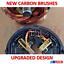 thumbnail 3 - REPAIR KIT ABS Pump Motor 10.0212 / 10.0961 5DF0 5DF1 Carbon Brushes Refurb