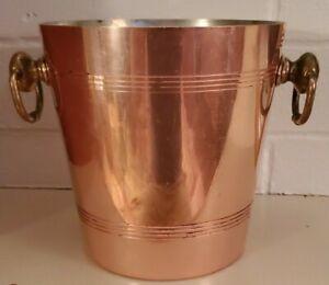 Mauviel Copper Round Wine Champagne
