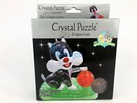 Diy 3d Crystal Puzzle Jigsaw 50 Pieces Toys Decoration - Baby Sylvester Model_us