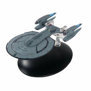 Eaglemoss-Star-Trek-Online-Chimera-Class-Heavy-Destroyer-CAPTAIN-NOG-PRE-ORDER