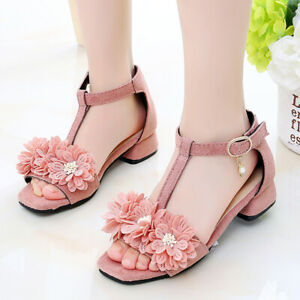 2020 Hot Sale Kids Girls Sandals Youth