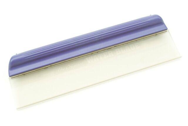 Original Water Blade! Silicone T-Bar Waterblade Classic 12 Inch Purple