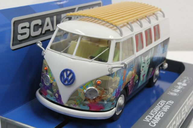Carrera Digital 132 SEC3891 VW VOLKSWAGEN Bus Camper Van 1/32 Slot Car