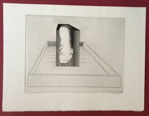 Christian-Fossier-Modification-IV-Radierung-1972-handsigniert-und-datiert