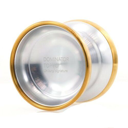 Lin Junyi Signature Model TOP YO Dominator Yo-Yo-Aluminum-Stainless Steel Rims