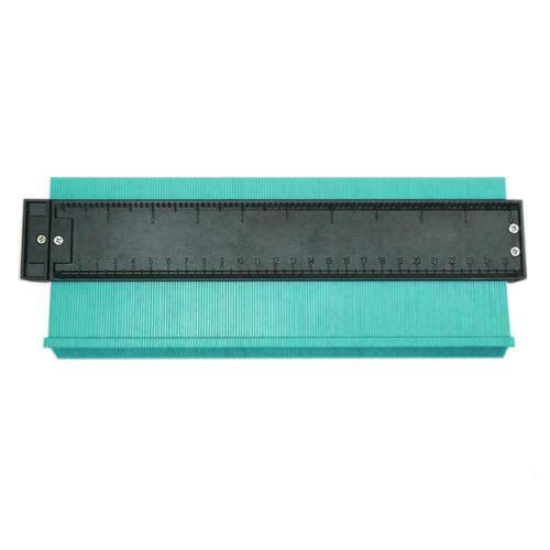 "5-20/"" Shape Contour Duplicator Profile Gauge Tiling Laminate Tiles Edge Shaping"