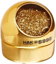 Hakko 599b 02 Wire Type Soldering Iron Tip Cleaner Cleaning Wire Sponge Amp Holder