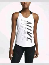 28ea9b4e896f7 item 1 Nike Breathe Elastika Women s Running Gym Strappy Tank Black White  830440 100 XS -Nike Breathe Elastika Women s Running Gym Strappy Tank Black  White ...