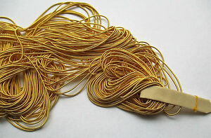 Vintage-Gold-Work-Embroidery-Thread-Gold-Rough-Purl-Matt-Finish-French