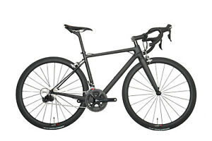 2020-56cm-New-Complete-Aero-Carbon-Road-Bike-UD-Matt-Racing-Bicycle-Alloy-Wheel