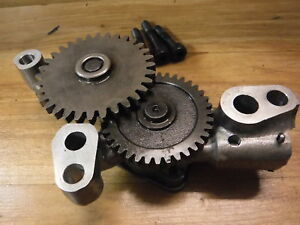 Details about VINTAGE 77-83 YAMAHA XS400 XS 400 OEM ENGINE MOTOR OIL PUMP