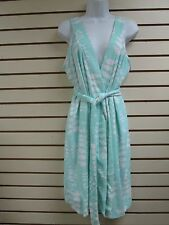 Vintage Stan Herman Terry Cloth Shower Wrap Robe - MEDIUM - NWT