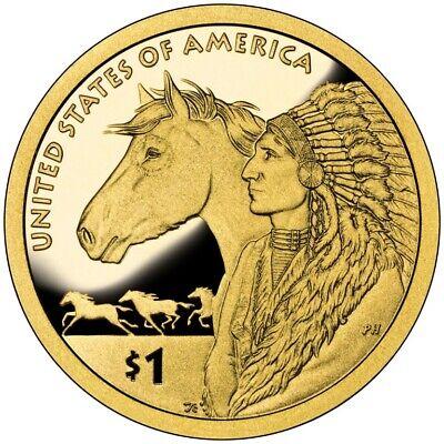 2012 Native American Sacagawea D Dollar BU Uncirculated