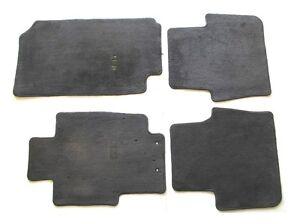 04 05 06 07 08 Acura Tl Black Carpet Floor Mats Rugs