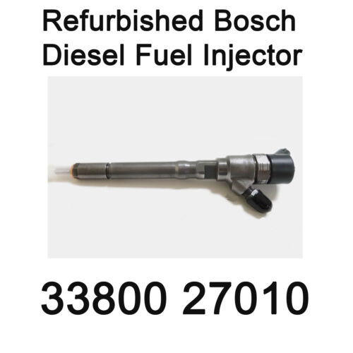 3380027010 Refurbished Bosch Diesel CRDI injector for Hyundai Elantra Santa Fe