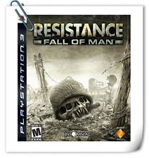 PS3 Resistance Fall of Man SONY PLAYSTATION SCE Action Games