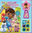 Disney Doc McStuffins Movie Theater Storybook & Movie Projector by Disney Doc McStuffins (Hardback, 2015)