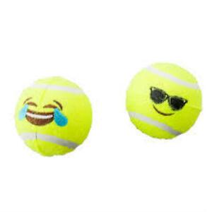 Spot Emoji Tennis Ball 2pk Ebay