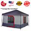 6-personne instantanée EXTERIEUR TENTE CABINE étanche famille portable camping abri