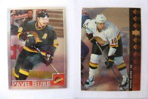 1995-96-Bowman-65-Bure-Pavel-foil-canucks