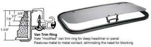 CRL-SFC-15x30-AutoPort-Sunroof-Univ-Trim-Ring-Solar-High-Performance-Glass