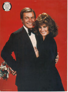 Robert Wagner Stefanie Powers Hart To Hart 1984 Ad Sold 2 Page Ad Ebay