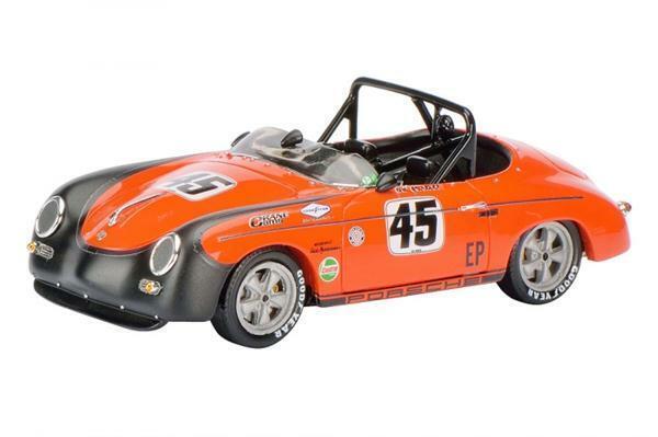 Schuco Porsche 356 Speedster #45 1:43 450883700