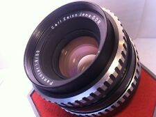 Carl Zeiss PANCOLAR electric 1.8/50mm Zebra M42 German Lens Screw Mount
