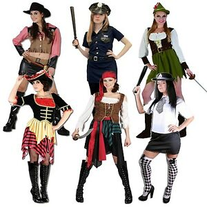 Image is loading LADIES-WOMENS-BUCCANEER-CARIBBEAN-PIRATE-COSTUME -OUTFIT-STAG-  sc 1 st  eBay & LADIES WOMENS BUCCANEER CARIBBEAN PIRATE COSTUME OUTFIT STAG FANCY ...
