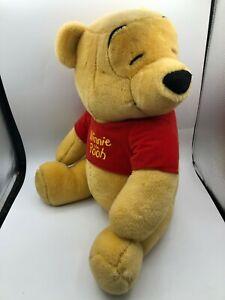 Winnie-The-Pooh-Bear-Playgro-Plush-Kids-Soft-Stuffed-Toy-Doll-Animal-Walt-Disney