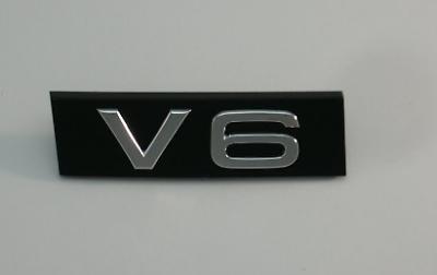 Audi Original Monogramme Chrome 4A9853735C 2ZZ